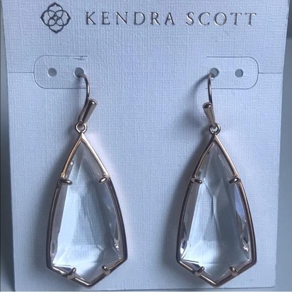 a9a1e26d2 Kendra Scott Jewelry   Drop Earrings   Poshmark